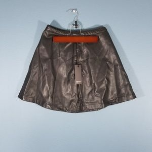 💎3 for 20💎Forever 21 PU leather skirt